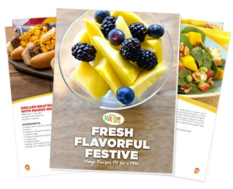 mango board cookbook