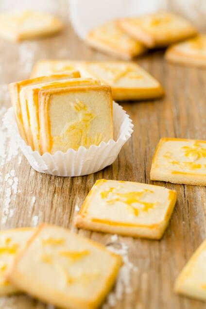 Homemade Chessmen Cookies Recipe