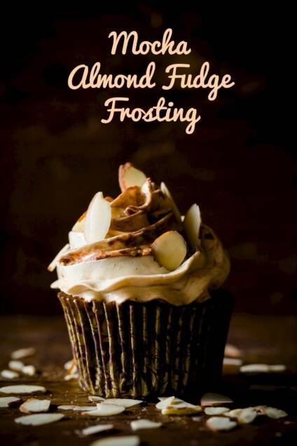 Mouthwatering Mocha Almond Fudge Frosting