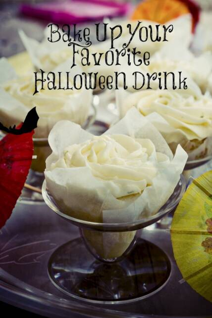 Bake Up Your Favorite Halloween Drink