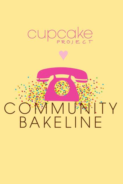 Cupcake Project Community Bakeline