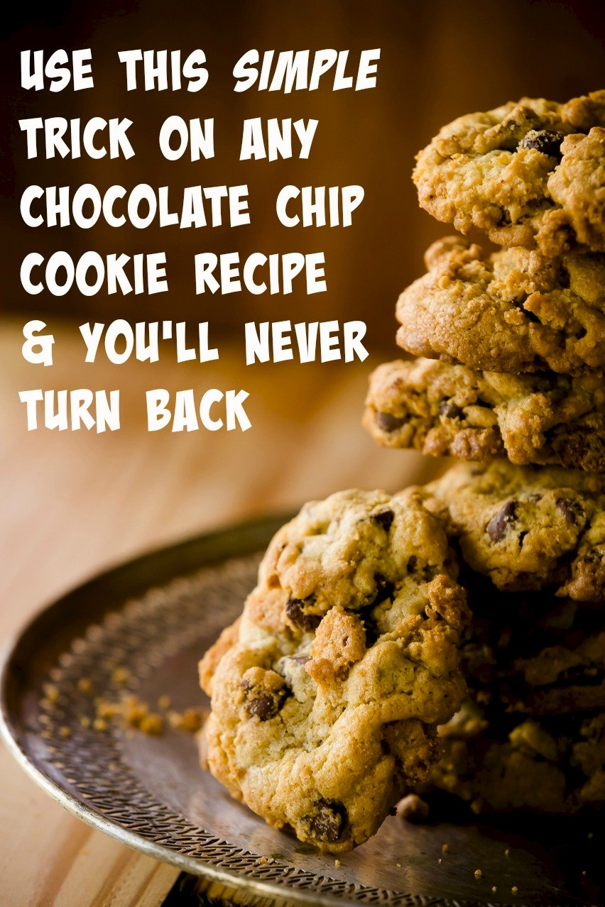Best Chocolate Chip Cookie Baking Tip | Cupcake Project