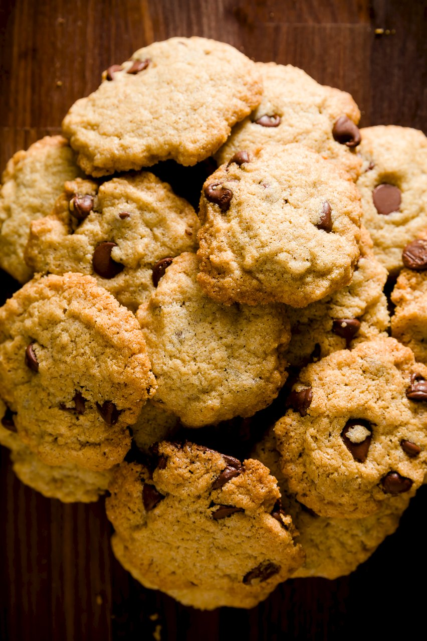Two Must Try Gluten-Free Chocolate Chip Cookies – Soft and ...