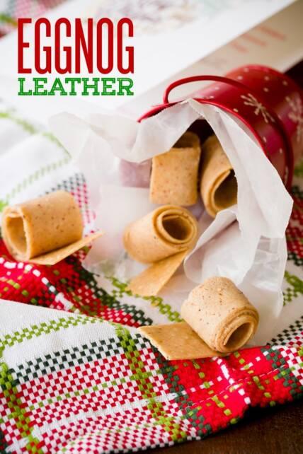 Incredible Eggnog Leather