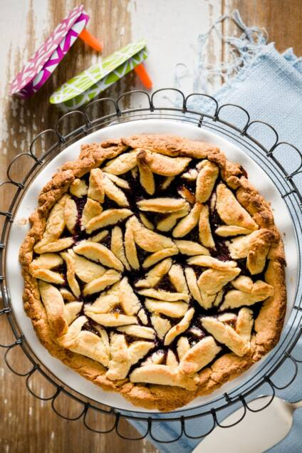Hamantashen Pie