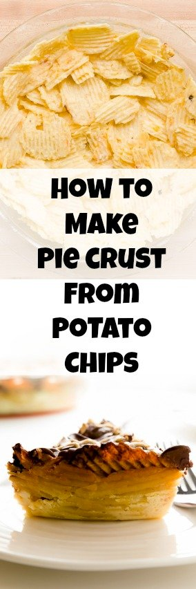 How to Make Pie Crust From Potato Chips