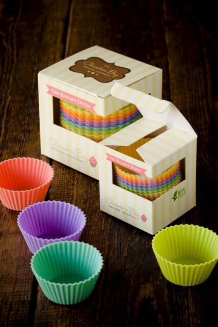 Silcone Baking Cups