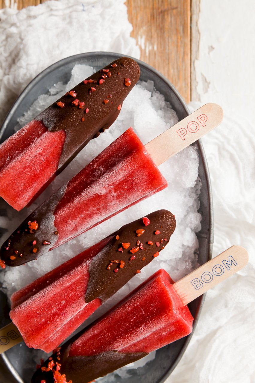 Pop Rock Popsicles