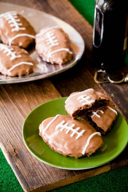Superbowl Browie Hand Pies