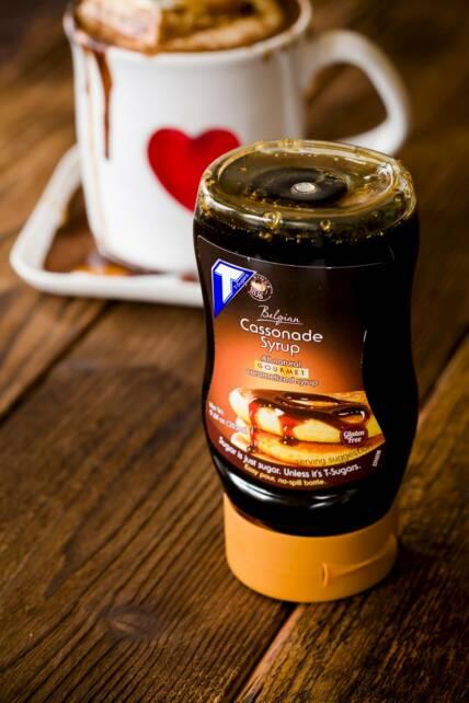 Sugar Pie Hot Chocolate Cupcake Project
