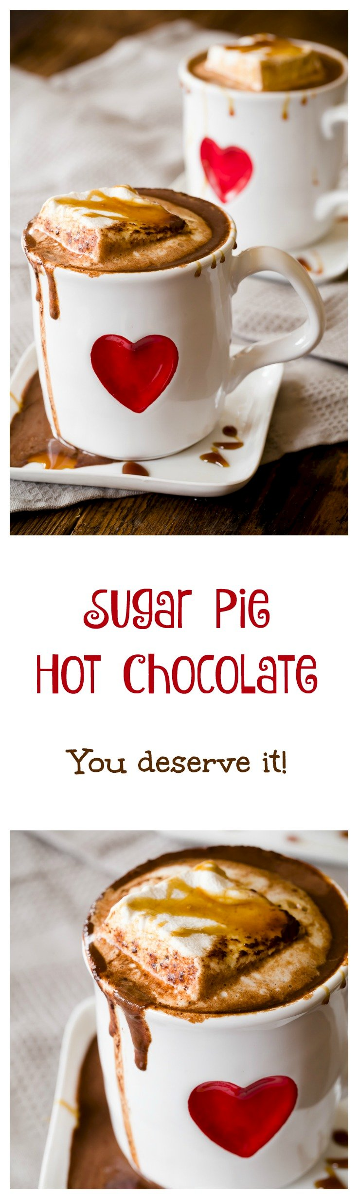 Sugar Pie Hot Chocolate