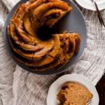 Apple and Honey Bundt Cake