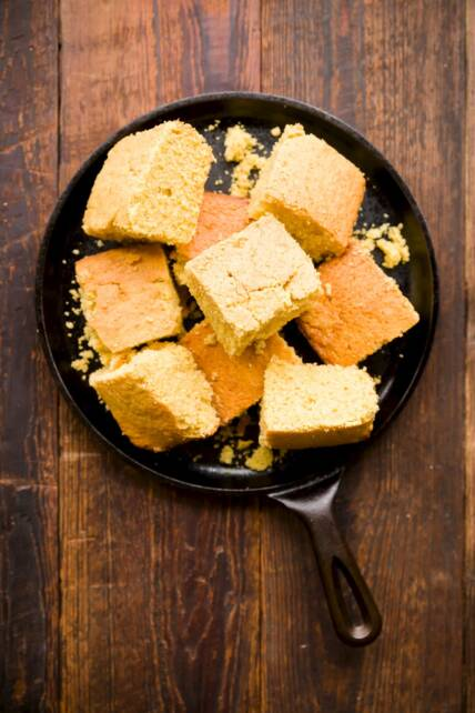 Simple, Sweet, and Sensational Sour Cream Cornbread
