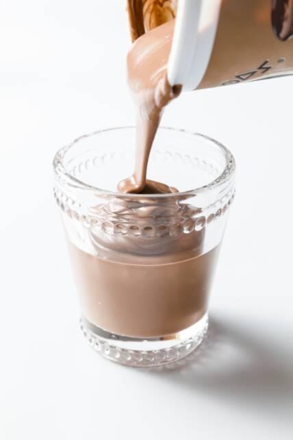 Mocha Greek Yogurt