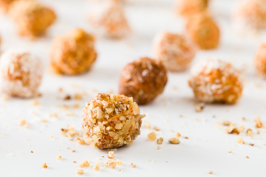 Carrot Cake Truffles | Cupcake Project