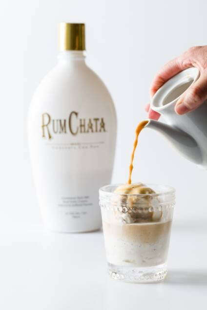 RumChata Affogato