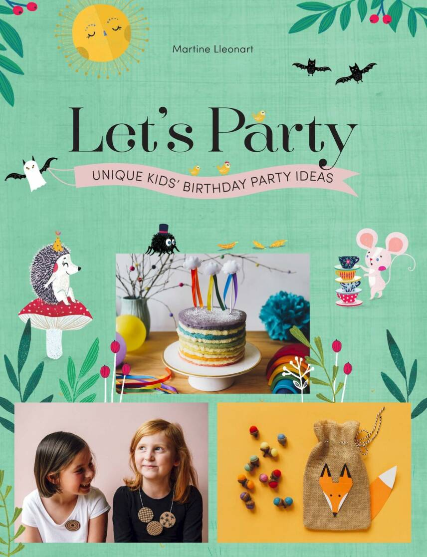 Let's Party Cover