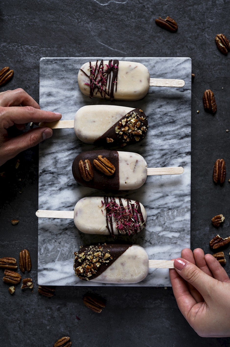 Seven Must-Try Popsicles for Fall