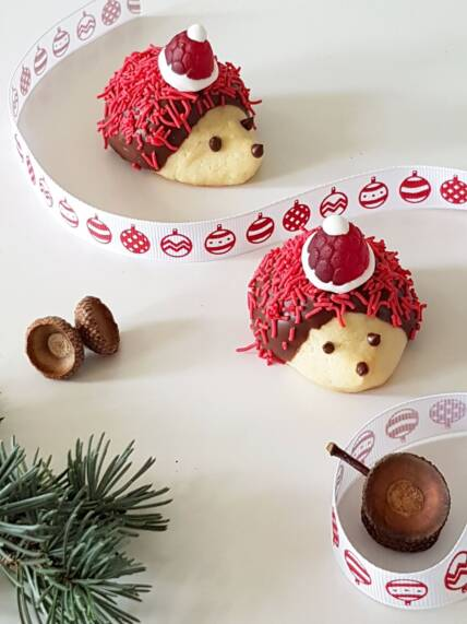 Three Totally Adorable Hedgehog Cookie Ideas