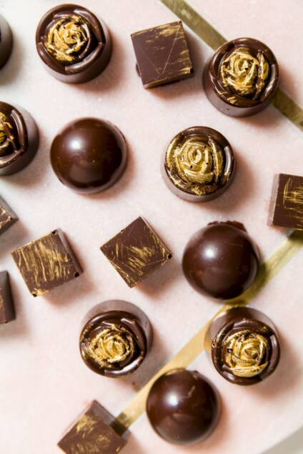 How to Make Bonbons, Plus Three Filling Ideas