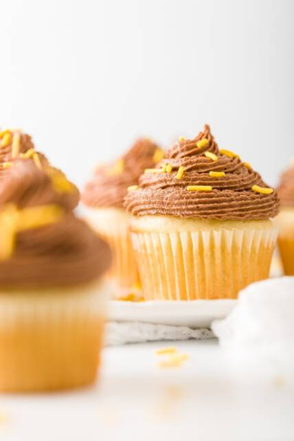 Chocolate Peanut Butter Banana Frosting