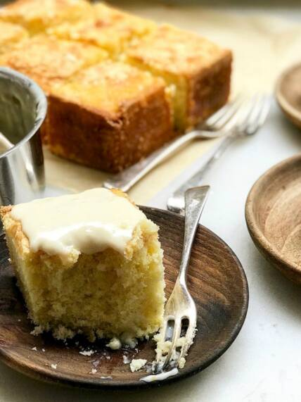 Cottage Pudding Recipe